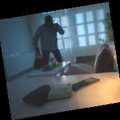 robo casa